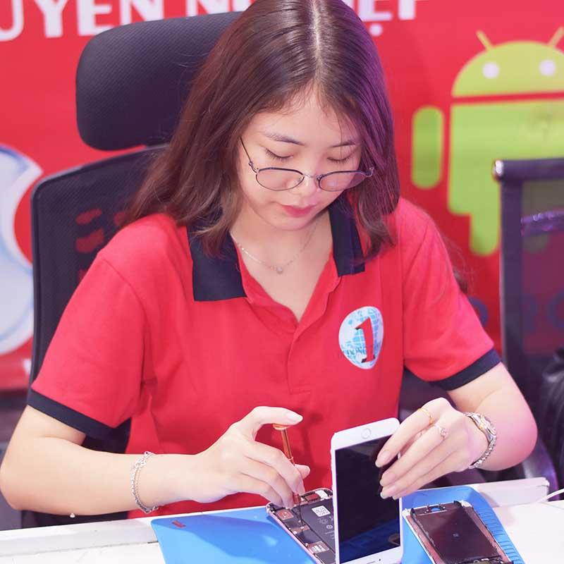 Khóa học nghề sửa chữa điện thoại chuyên nghiệp tại di động toàn cầu