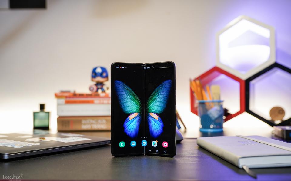 Thị trường Samsung Galaxy Fold sôi động, dự kiến xuất xưởng 1 triệu chiếc trong năm 2019