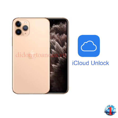 MỞ ICLOUD IPHONE 11 PRO MAX