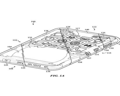 Có vẻ như Apple muốn sản xuất iPhone với màn hình cuộn quanh thân máy