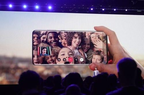 Điện thoại Samsung Galaxy S20 là vũ khí quan trọng nhất để Google cạnh tranh với Apple