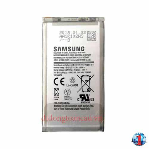 Thay pin Samsung J8 Pro chính hãng giá bao nhiêu