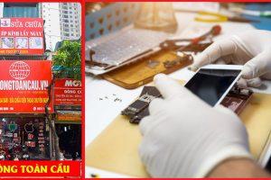 Cửa hàng sửa chữa điện thoại tại Trương Định – Hoàng Mai – Hà Nội