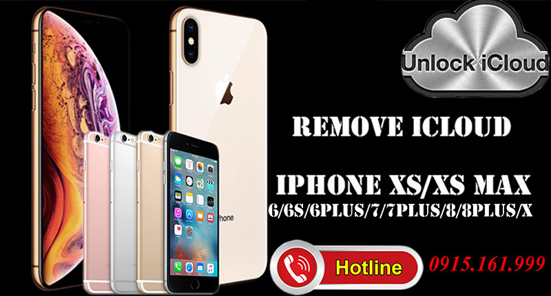 Mở bẻ khóa icloud iphone tại 465 Trương Định hà Nội