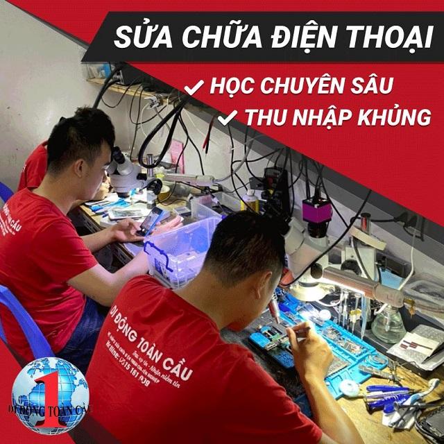 [Bật Mí]Trung tâm dạy nghề sửa chữa điện thoại tốt nhất Hà Nội