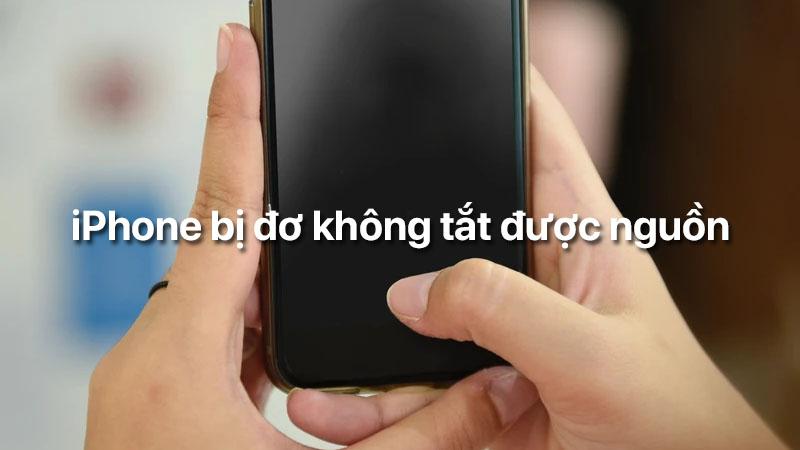 Iphone bị đơ