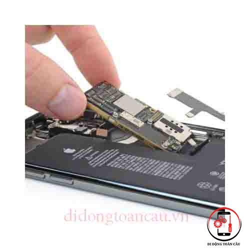 Thay motor rung iPhone 11 pro