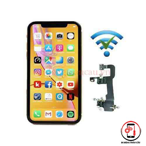 Thay anten Wifi iPhone Xr