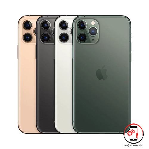 Thay mặt kính lưng iPhone 11 pro