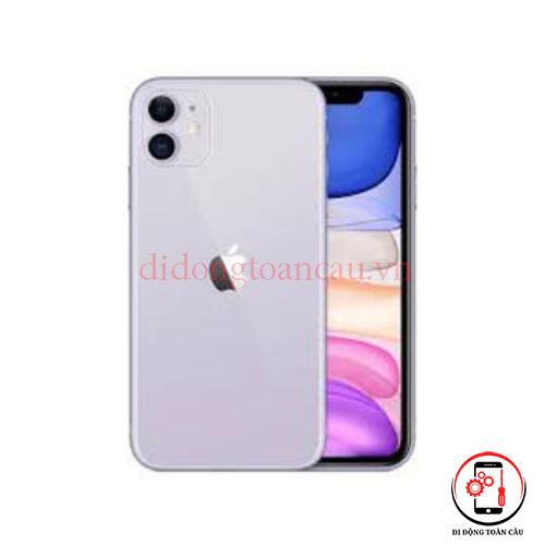 Thay mặt kính lưng iPhone 11