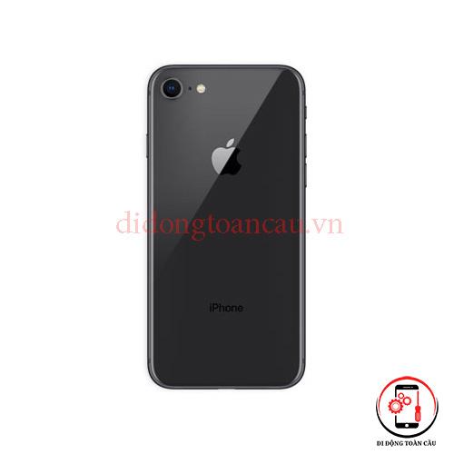 Thay mặt kính lưng iPhone 8