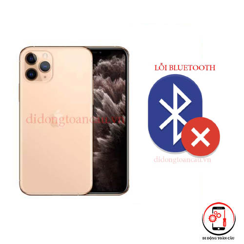 Sửa lỗi Bluetooth iPhone 11 pro