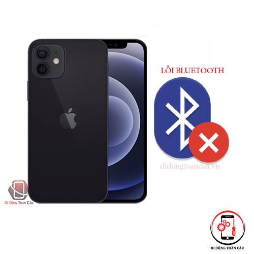 Sửa lỗi Bluetooth iPhone 12 mini