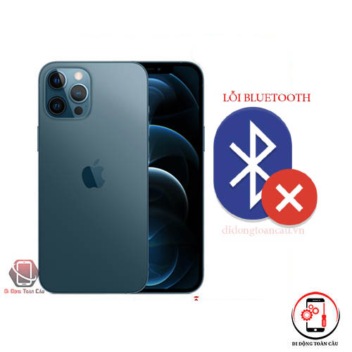 Sửa lỗi Bluetooth iPhone 12 pro
