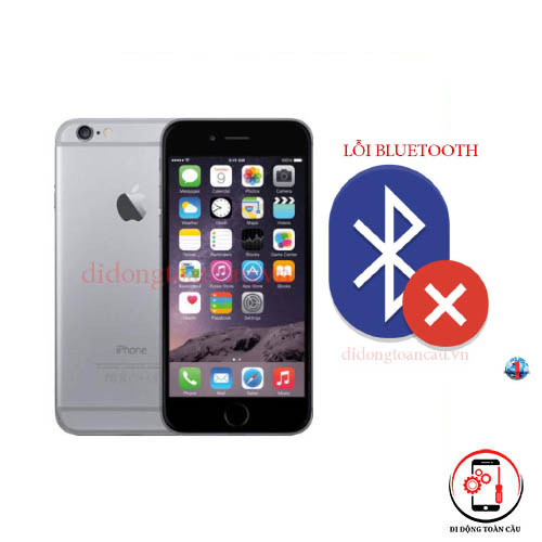 Sửa lỗi Bluetooth iPhone 6 Plus