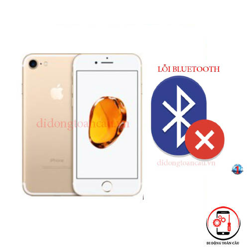 Sửa lỗi Bluetooth iPhone 7