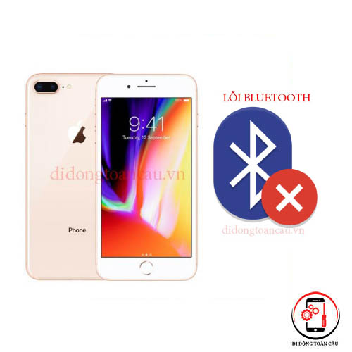 Sửa lỗi Bluetooth iPhone 8 plus