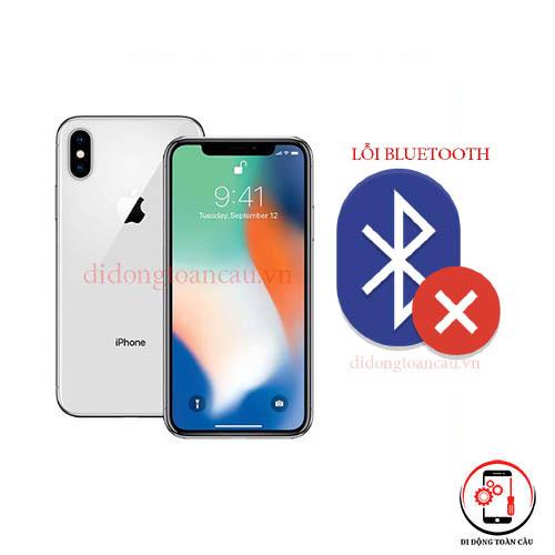 Sửa lỗi Bluetooth iPhone X