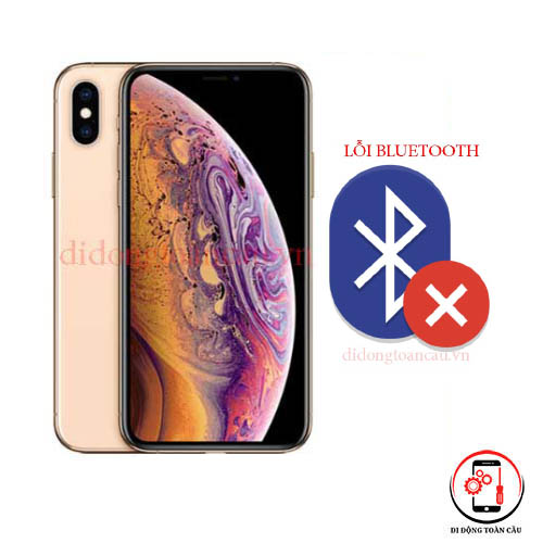 Sửa lỗi Bluetooth iPhone XS max