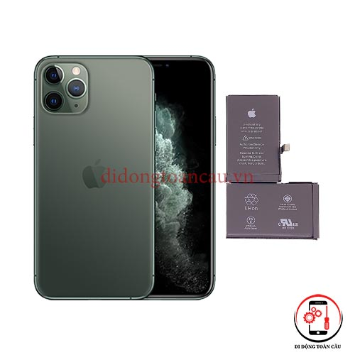 Thay pin iPhone 11 Pro Max