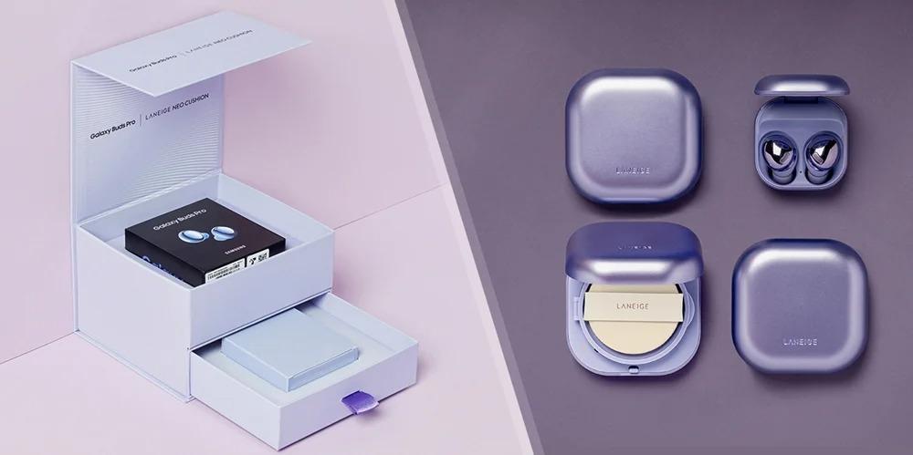 Samsung Galaxy Buds Pro LANEIGE Neo Cushion Edition 03