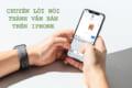 Cách chuyển thông tin thành văn bản cực nhanh trên iPhone