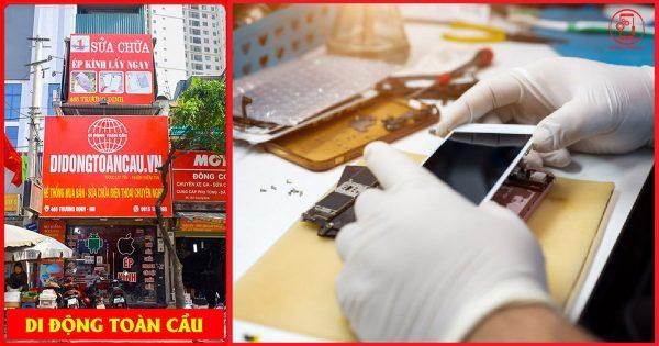 Cửa hàng sửa chữa điện thoại gần đây uy tín tại Hà Nội