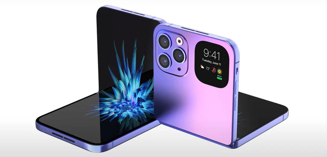 iphone man hinh gap