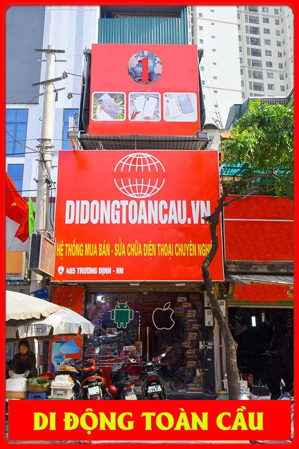 Cửa hàng sửa chữa điện thoại tại Thinh Liệt