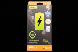 Đánh giá Pin iPhone dung lượng cao thương hiệu PISEN