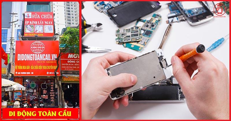 Sửa chữa điện thoại giá rẻ