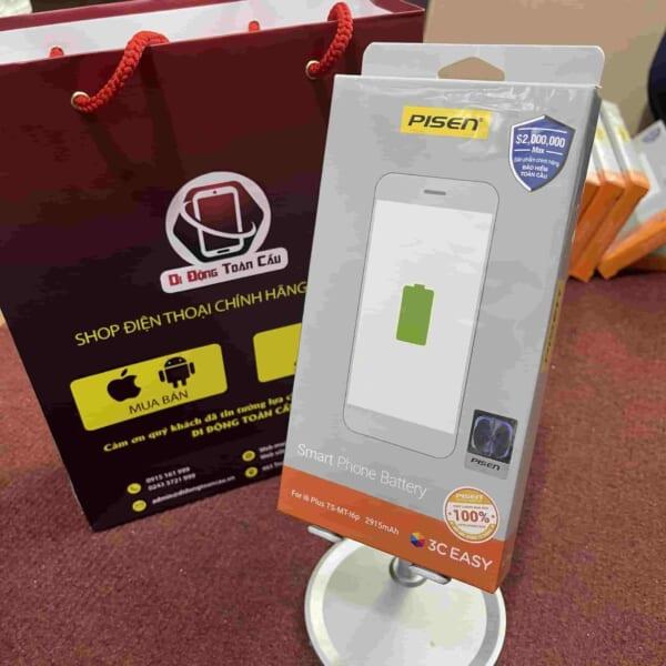 Thay pin Pisen iPhone 6 Plus dung lượng chuẩn