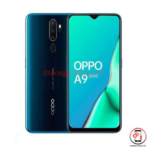 Thay mặt kính Oppo A9 2020