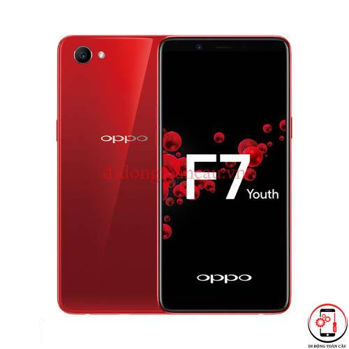 Thay mặt kính Oppo F7 Youth