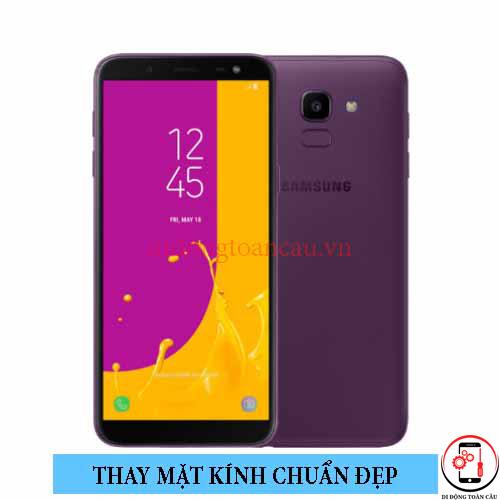Thay mặt kính Samsung J6 2018