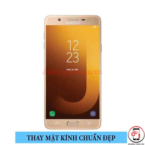 Thay mặt kính Samsung J7 Max