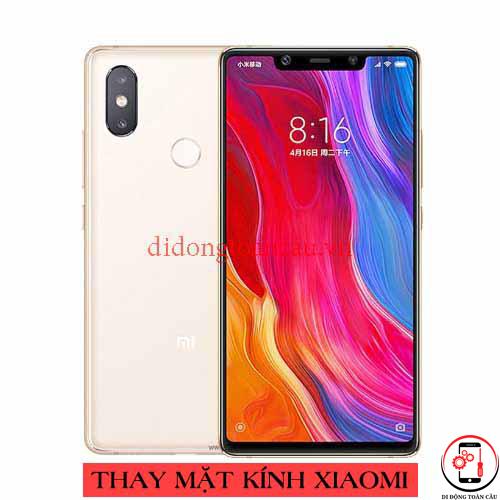 Thay mặt kính Xiaomi Mi 8 Se