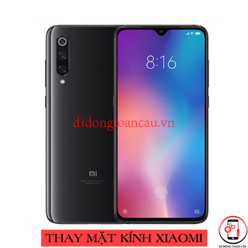 Thay mặt kính Xiaomi Mi 9