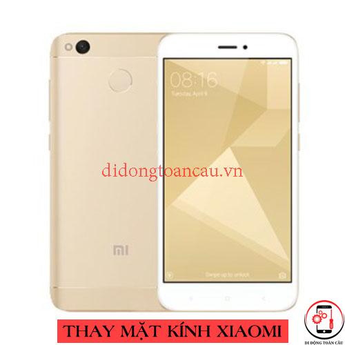 Thay mặt kính Xiaomi Redmi 4x