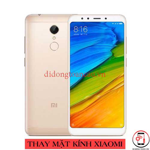 Thay mặt kính Xiaomi Redmi 5