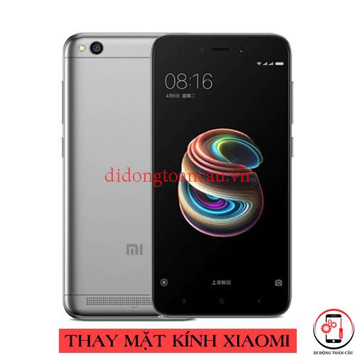 Thay mặt kính Xiaomi Redmi 5a