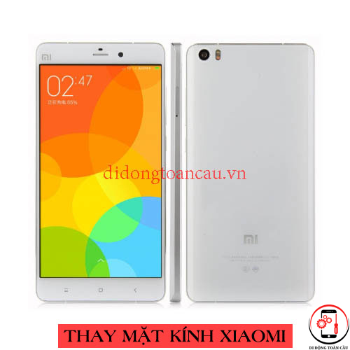 Thay mặt kính Xiaomi Redmi Note 1