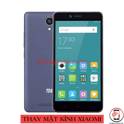 Thay mặt kính Xiaomi Redmi Note 2