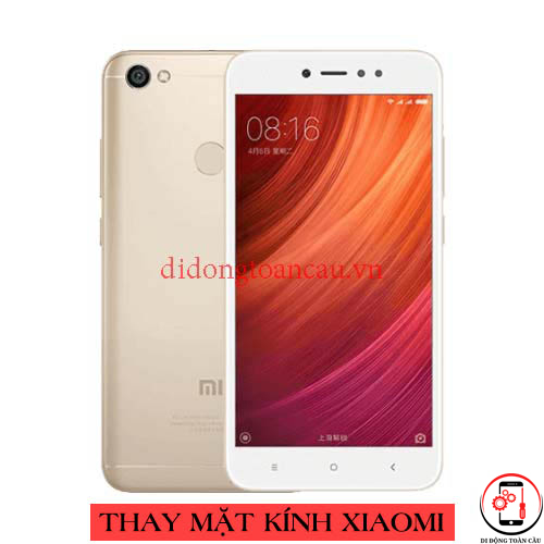 Thay mặt kính Xiaomi Redmi Note 5a Prime