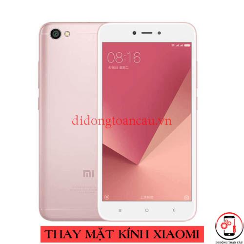 Thay mặt kính Xiaomi Redmi Note 5a