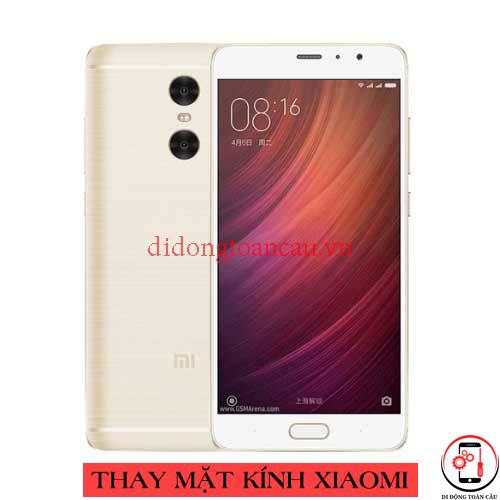 Thay mặt kính Xiaomi Redmi Note Pro