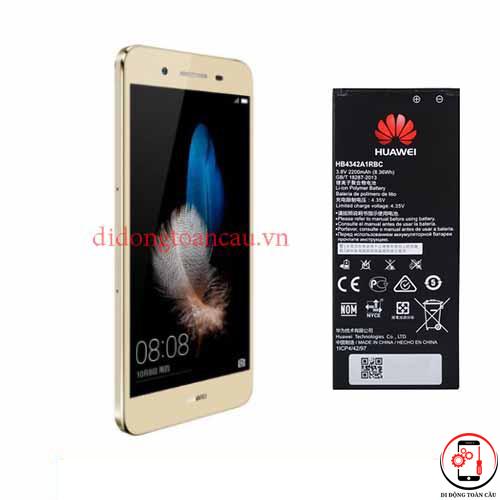 Thay pin Huawei Enjoy 5s