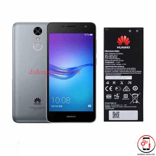 Thay pin Huawei Enjoy 6