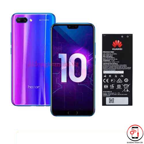 Thay pin Huawei Honor 10