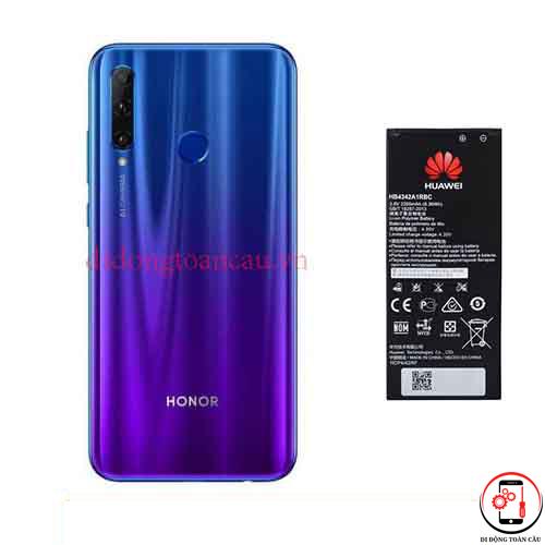 Thay pin Huawei Honor 20